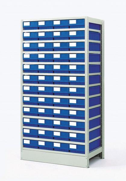 Komplettregal GKR-4-482-K mit GSB-Systemboxen