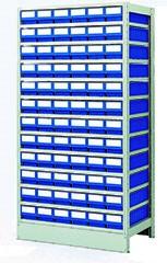 Komplettregal GKR-6-725-Z mit GSB-Systemboxen