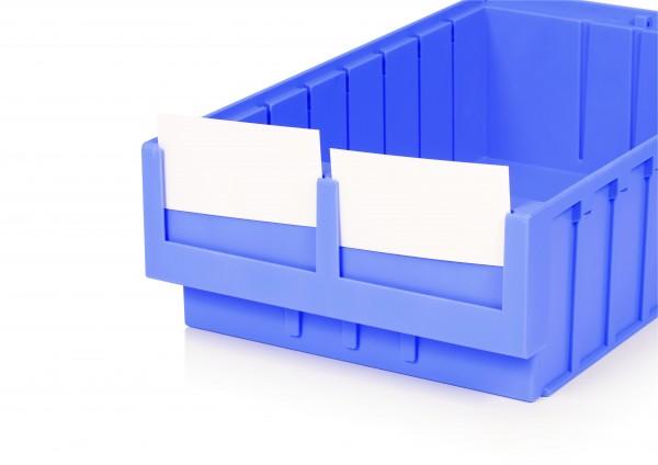 Etiketten GET-24-VE für Systembox Breite 240 mm