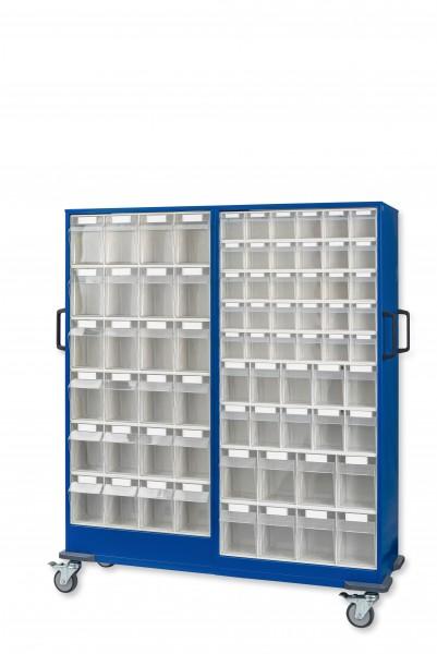 Magazinwagen bestückt, KMW 2-13004-654