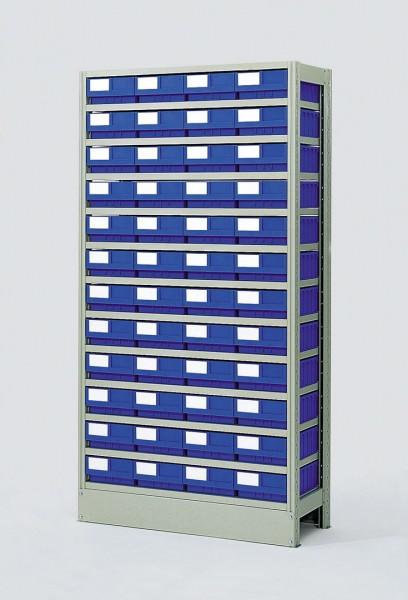 Komplettregal GKR-6-486-K mit GSB-Systemboxen
