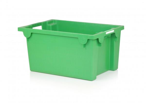 Drehstapelbehälter, grün